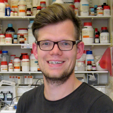 Max Reuter, Postdoctoral Fellow
