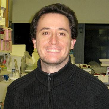 Alberto Riera, Postdoctoral Fellow