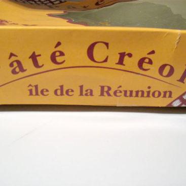 Pâté créole from Réunion, France.