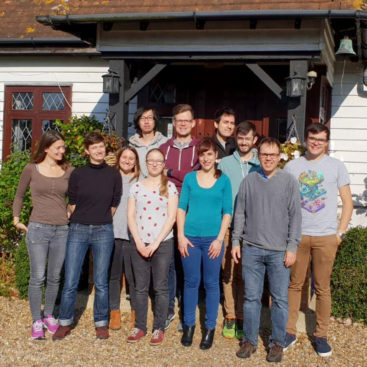 Day three of the DNA Replication Group retreat at Bellropes guesthouse in Bradwell-on-Sea, Southminster, United Kingdom