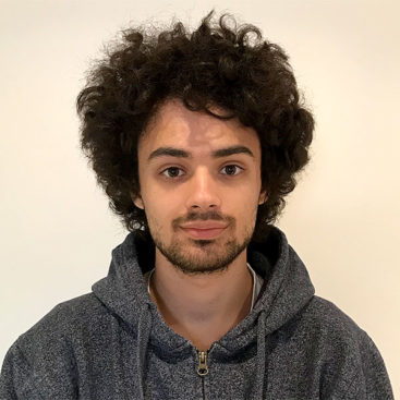 Adrian Söderholm, MRes Student