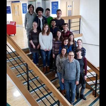 DNA Replication Group, January 2019