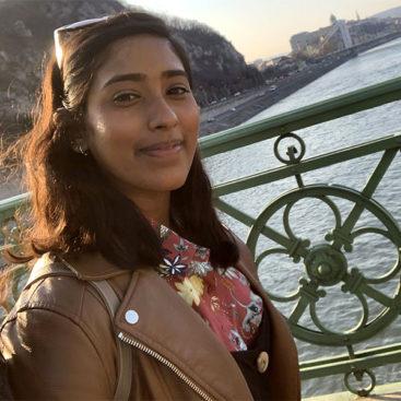 Shenaz Allyjaun, PhD Student