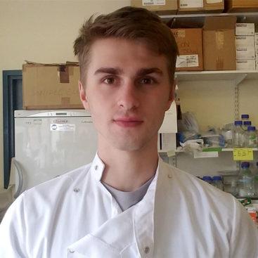 Joseph Dobbs, Undergraduate Student Intern