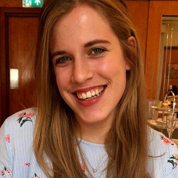 Jessica Ellins, PhD Student